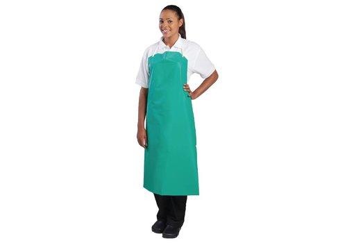 Chef Works Waterbestendige Schort Groen