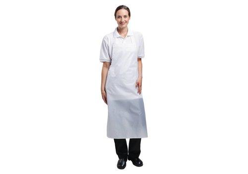Chef Works Waterproof Keukenschort Wit