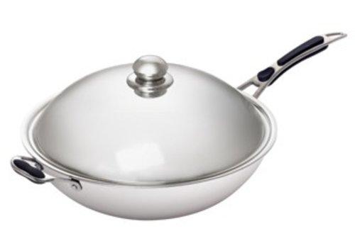 Bartscher Professionele Wok pan | 36 cm Ø