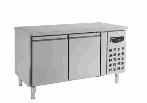 Combisteel Baker's Cooler Werkbank 2 Türen | 151 x 80 x 85 cm