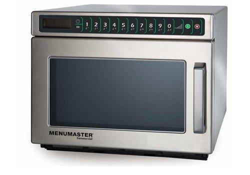 Menumaster Commercial Professionelle Mikrowelle Dezember 18E2 | 2900 Watt