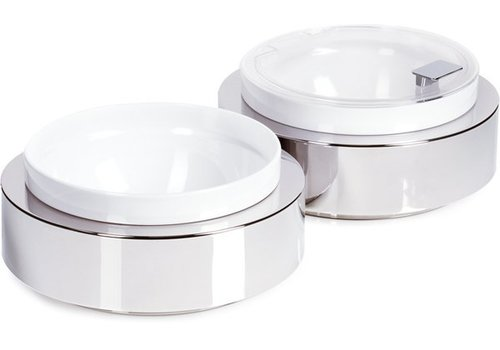 APS Buffet Plate with White Bowl | Ø26,5x (H) 8.5 cm