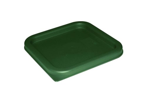 Olympia Green Square Lid | 3 formats