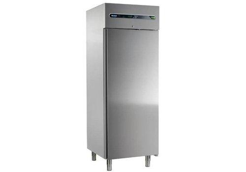 Afinox Koelkast RVS 700 Liter | 73x84x209 cm - Premium