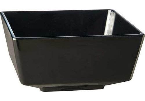 APS Black Bowls Melamine | 5 Formats