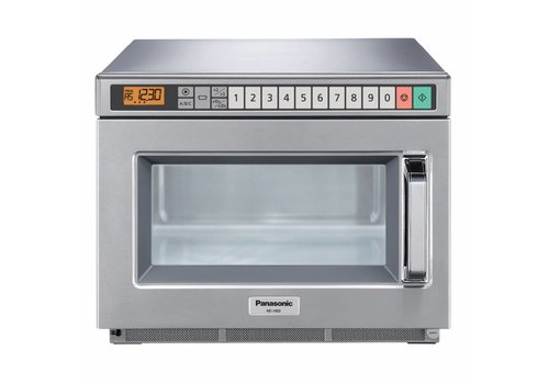 Panasonic Microwave NE-1653 | Includes Preset Keys 1600 Watt