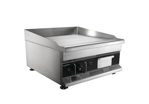 Combisteel Electric Griddle Smooth SS | 50x52cm