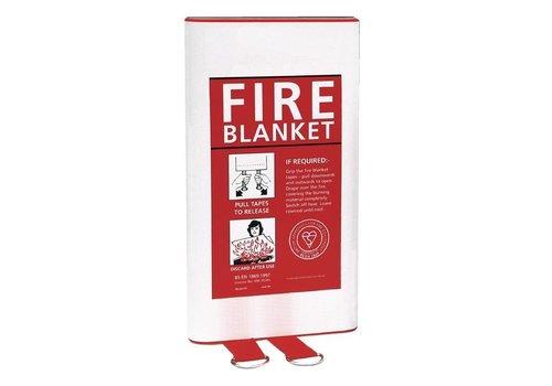 HorecaTraders Fire blanket 100x100cm