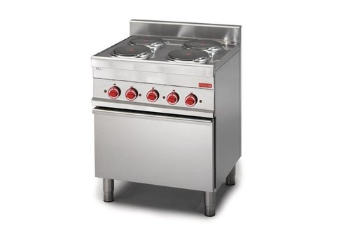 Gastro-M Electric stove with oven | 4 Cooking