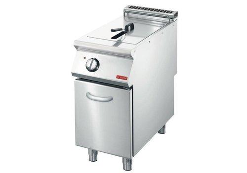 Gastro-M Elektrische friteuse 10 liter | 85 x 40 x 70 cm