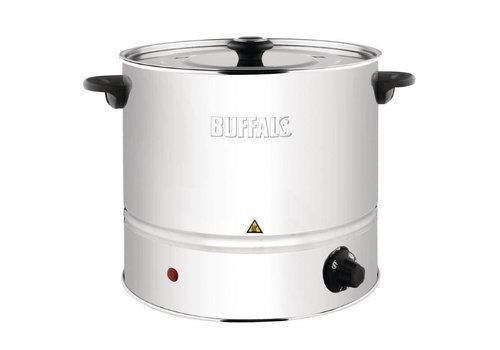 Buffalo Food steamer SS 1000 Watt | 6 liter