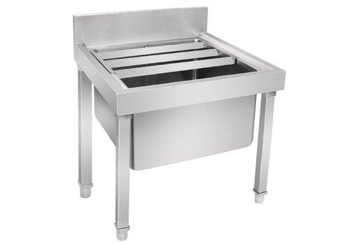 Vogue sink stainless steel