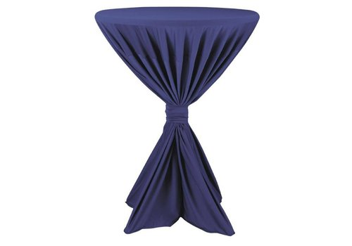 HorecaTraders Luxury table cover up to Ø100cm 4 colors