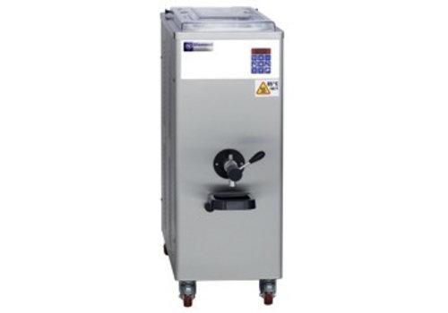 Diamond Pasteurisator met watercondensator 60 Liter per uur