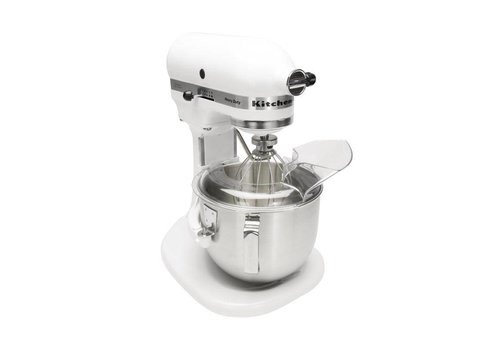 Kitchenaid K5 Wit Commerciële Mixer