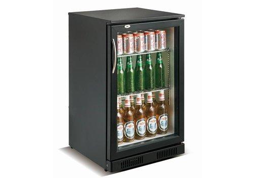 Combisteel Bar Kühlschrank mit Falttür 90x50x50 cm