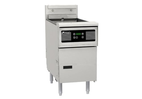 Pitco Fryer Gas Digital Solstice SG14S