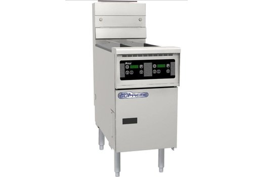 Pitco Friteuse Gas Digital Solstice Supreme SSH55