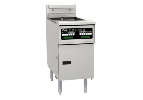 Pitco Friteuse Electric Computer Sonnenwende SE14SC