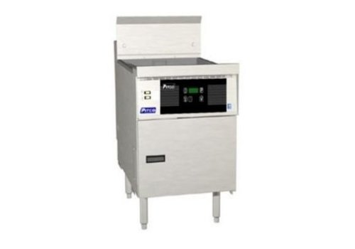 Pitco Fryer Gas Digital Pitco SG18S