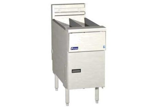 Pitco Friteuse Elektrisch Solid State Solstice SE14T