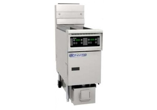 Pitco Fryer Gas Digital Solstice SG14TS