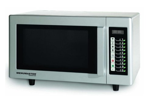 Menumaster Commercial Microwave 1,5kW RMS 510TS