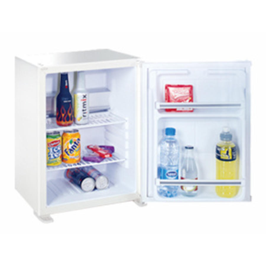 HorecaTraders Minibar Weiß Kleine Kühlschrank Kompressor - Schnell ...
