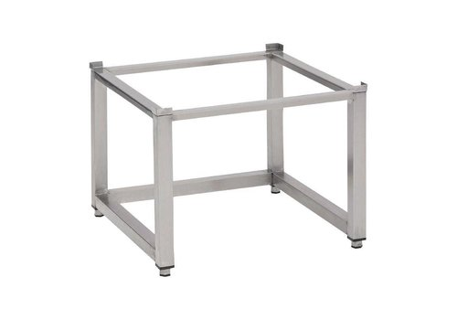Gastro-M Stainless steel chassis 60 x 60 cm
