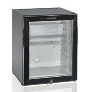 small fridge with glass door black 41 liters - Glass Door Mini Fridge