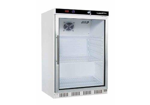 HorecaTraders Kühlschrank mit Glastür Wouter