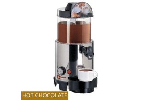 Diamond Warm chocolademelk dispenser 5 liter