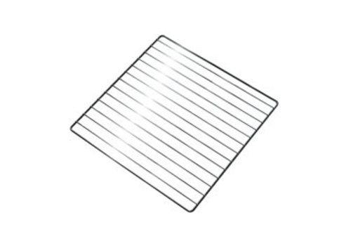 Bartscher Edelstahlgitter | 35,4 x 32,5 cm