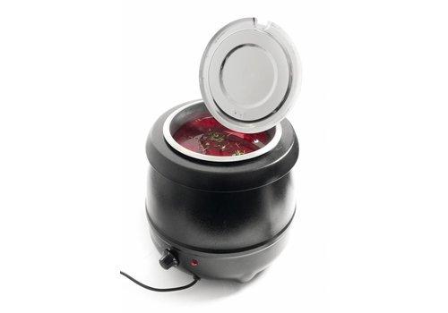 Hendi Elektrische warmhoudpan für Suppe | 8 Liter
