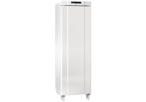 Gram F410L White freezer 350 liters