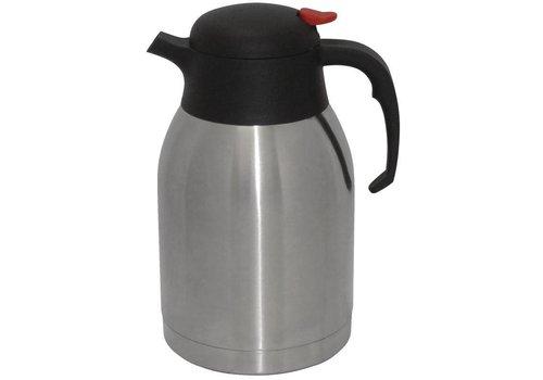 Buffalo Thermos Kaffee / Tee Isolierkannen | 2 Liter