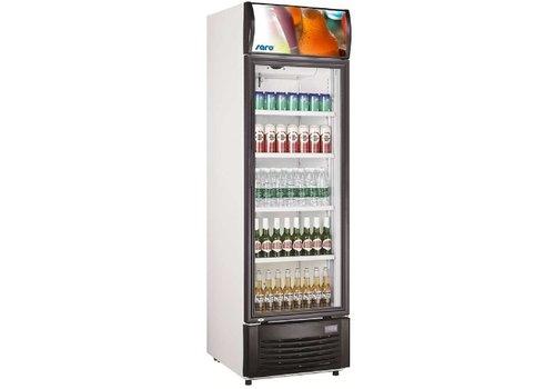 Saro Dosen Kühlschrank mit Glastür 282 L