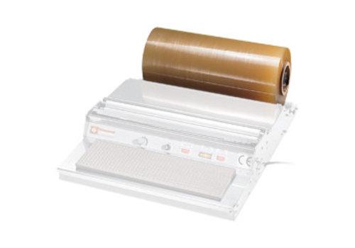 HorecaTraders Lebensmittel-Verpackungsfolien, Länge 1500 m, Breite 500 mm