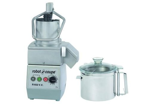 Robot Coupe Robot Coupe R652 VV Cutter with Variable Speed