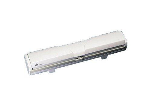 HorecaTraders Dispenser voor Vershoudfolie & Aluminiumfolie