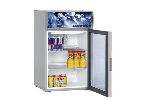 Liebherr Vials Liebherr Kühlschrank mit Glastür | Platte