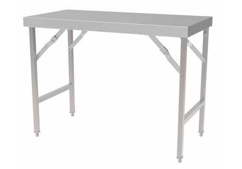 Combisteel Inklapbare Werktafel | 3 Formaten