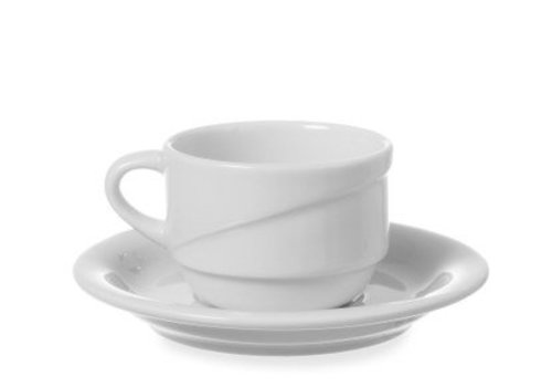 Hendi Hendi Weiß Cappuccino-Tasse | 230 ml