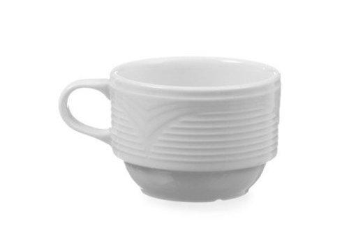 Hendi Weiß Espressotassen   90 ml (6 Stück)