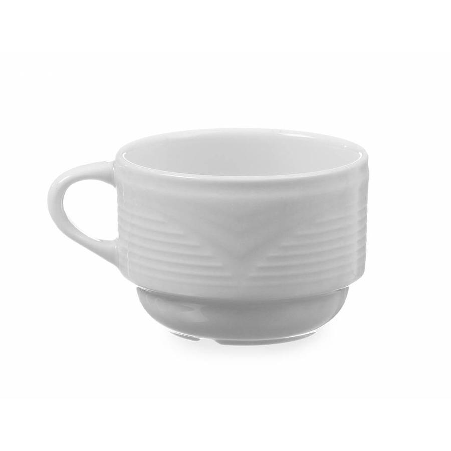 Hendi Porcelain Coffee Cup 170 Ml 6 Pieces