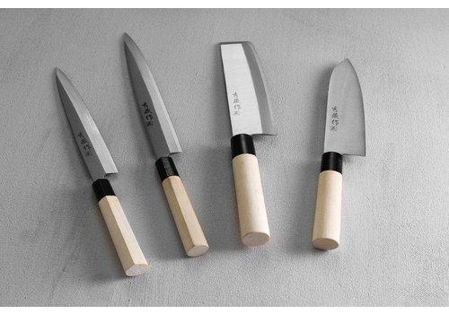 Hendi Japanse Keukenmessen | 4 Formaten