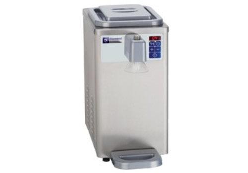 Diamond Whipped Cream Dispenser 300 liters / hour - 6 liter