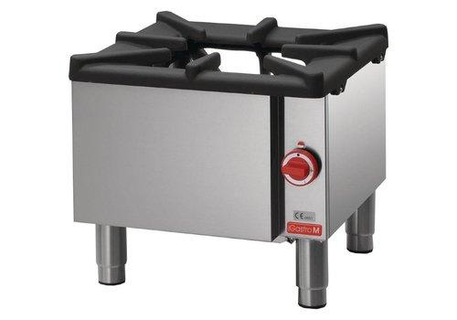 Gastro-M Horeca RVS Gasbrander | 8,8kW