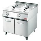 Gastro-M Electric fryer 2 x 10 L | 85 x 80 x 70 cm