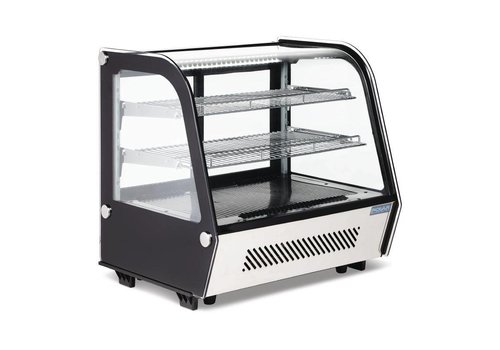Polar Bacon Vitrine | 120 liters